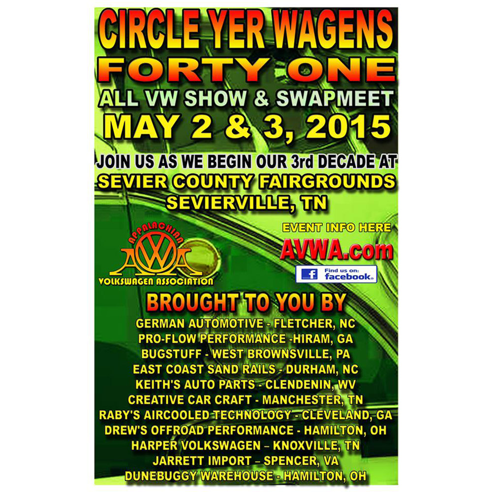 circle-yer-wagens - East Coast Sand Rails